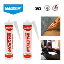 Auto Glass Mildew Proofing Proof Resistant Silicone Sealant