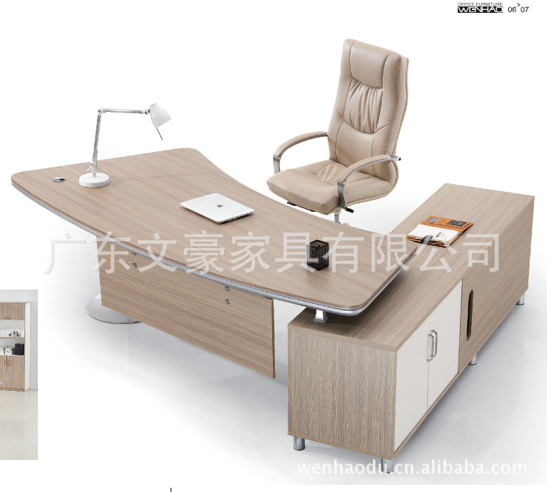 2015 New Arrival Wooden Solid Wood Modern Office Desks Office Furniture Office Desk Office Table