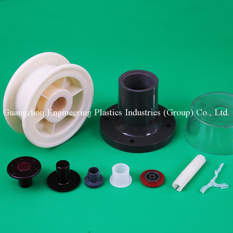 ISO 9001 standard plastic mould injection nylon PA6 plastic parts