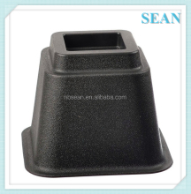 Good Quality Plastic decorative bed risers