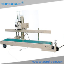 TOPEAGLE GK35-2C+GKS high speed closing system rice bag making machine