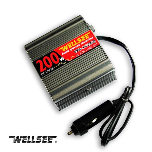12 volt 220 volt dc ac convertisseur 1000 w ws ic1000 petite taille portable onduleur. Black Bedroom Furniture Sets. Home Design Ideas