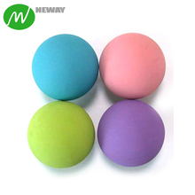 Small Sponge Silicone Rubber Massage Ball