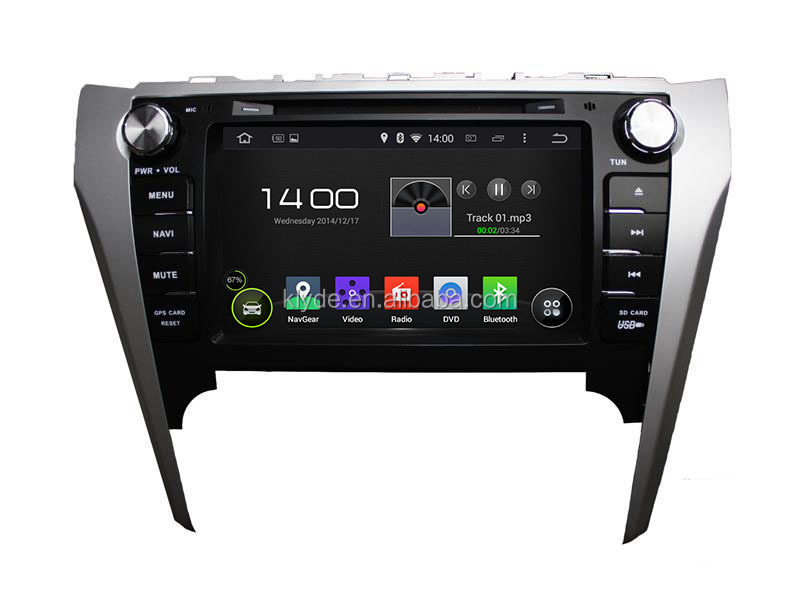 Android 4.4 car dvd player for CAMRY 2012 with lower price