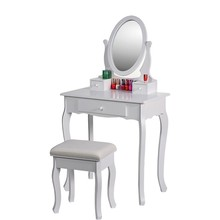 First-class latest design of classic wooden dressing table