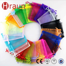 Wholesale Custom Printed Organza Bag