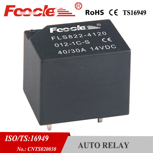electrical equipment supplies waterproof 12v 24v 40a auto foocles relay 4pin 5pin toyota 12.8v flasher automotive car relay