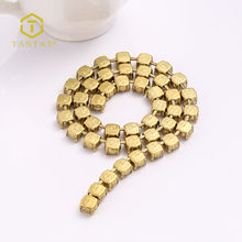 Factory Wholesale Rhinestone Cup Chain Connectors For Jewelry Making