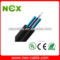 Telecommunication Ftth Indoor Fiber Optic Cable