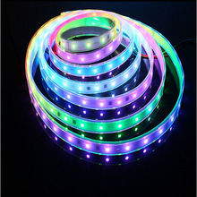 LED Strip Light WS2812B RGB SMD5050 150 Pixels Flex Individually Addressable Dream Color ws2812b led pixel