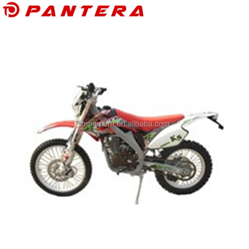 China Motorcycle Four Stroke Light Weight 200cc Used motorcycles for sale