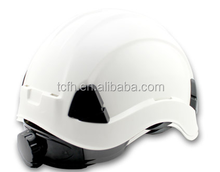 Working aloft and outdoor climbing helmet skilling hard hats