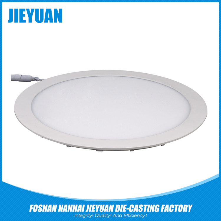 Led light shell led lamp housing aluminum die casting downlight shell