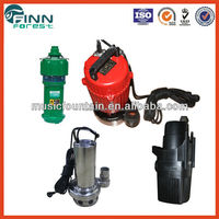 various styles submersible garden water fountain pump factory price