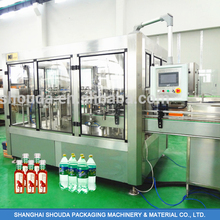 5000BPH Complete Mineral Water Bottle Filling Machine / 500ml Mineral Water Production Line/Rinser Filler Capper