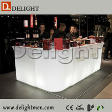 Led Furniture Lighting Straight Sectional Led Bar Counter