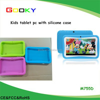 Safe cover silicone 7-inch tablet for kids