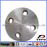 ANSI ASME B16.5 Class 150 to 2500 lbs Blind flanges stainless steel pipe flanges made in China++++-