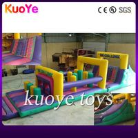 China supplier obstacle obstacle course for training