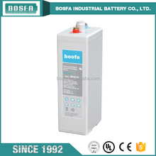 free maintenance rechargeable opzv colloidal storage battery 2v 600ah