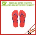 Popular Customized Brand Cheap Printed Flip flops
