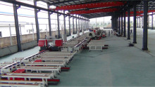 Newest Numerical Control Pipe Fabrication Line