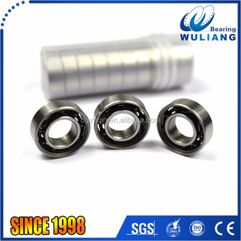 High quality miniature 688 Si3N4 hybrid ceramic bearing