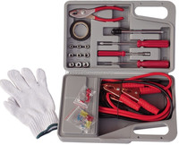 31pcs Car Roadside Emergency Tool Kit