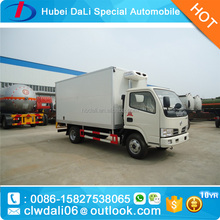 DONGFENG 4*2 95hp refrigerated van for sale
