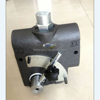 Pressure Compensated Flow Control Valve for Hydraulic Log Splitter