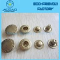 Eco-Friendly Press Snap Button Snap Fastener