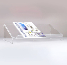 Hot selling Clear Acrylic Angled Document Holder and Writing Slope