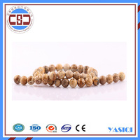 wholesale natural gemstone loose bead picture stone bead for bracelets