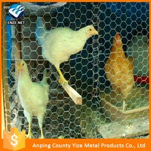 anping galvanized chicken/hexagonal wire mesh for chicken layer