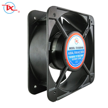 220V 230V 6 inch 150mm Capacitor Start Motor Quiet Cooling Explosion Proof Inner High Temperature Duct AC Axial Fan