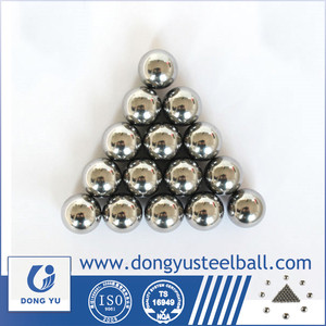 SS304 316 420 440 Stainless steel ball use for bearing