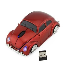 Cool Design 2.4g Optical Car Shape Wireless Mouse
