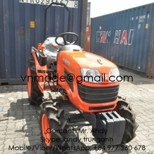 24HP Best Chinese Mini Tractor For Japan