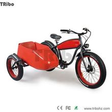 Cheap smart with handlebar bell 250W electric three wheel scooter