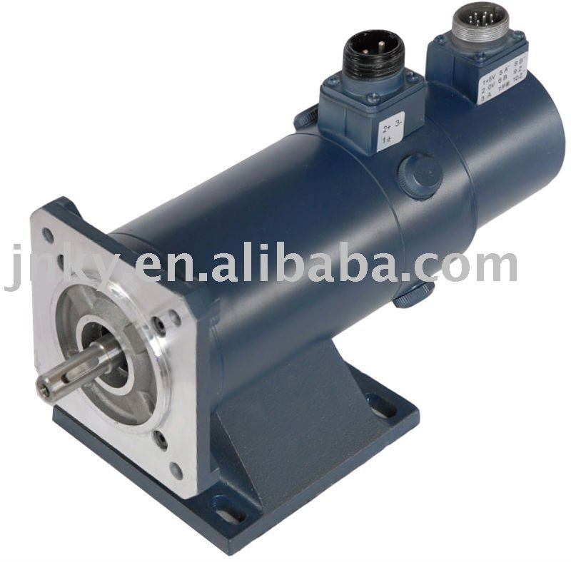 Rare earth permanent magnets DC SERVO motor/encoder /tachogenerator/
