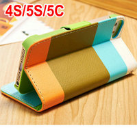 New 2014 Luxury Official Style Unbreakable for Iphone 5S two piece designed cell phone case