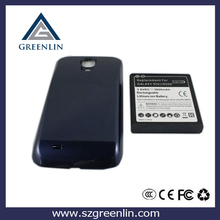 Phone Accessory Wholesale 5800mAh Large Capacity Replacement Extended Battery + Cover Case For Samsung Galaxy S4 I9500