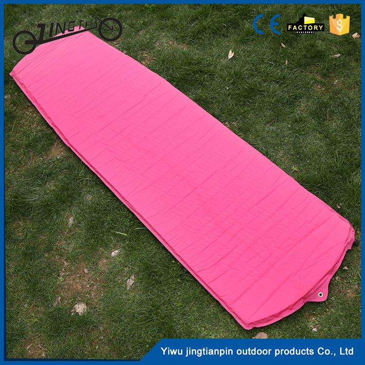 Inflatable cushion camping aero self inflating water-proof tent mat bed mattress inflatable