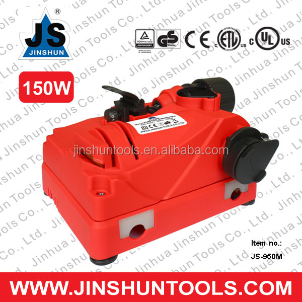 JS-950M JS 2016 150W wholesale Multi-purpose drill knife sharpener