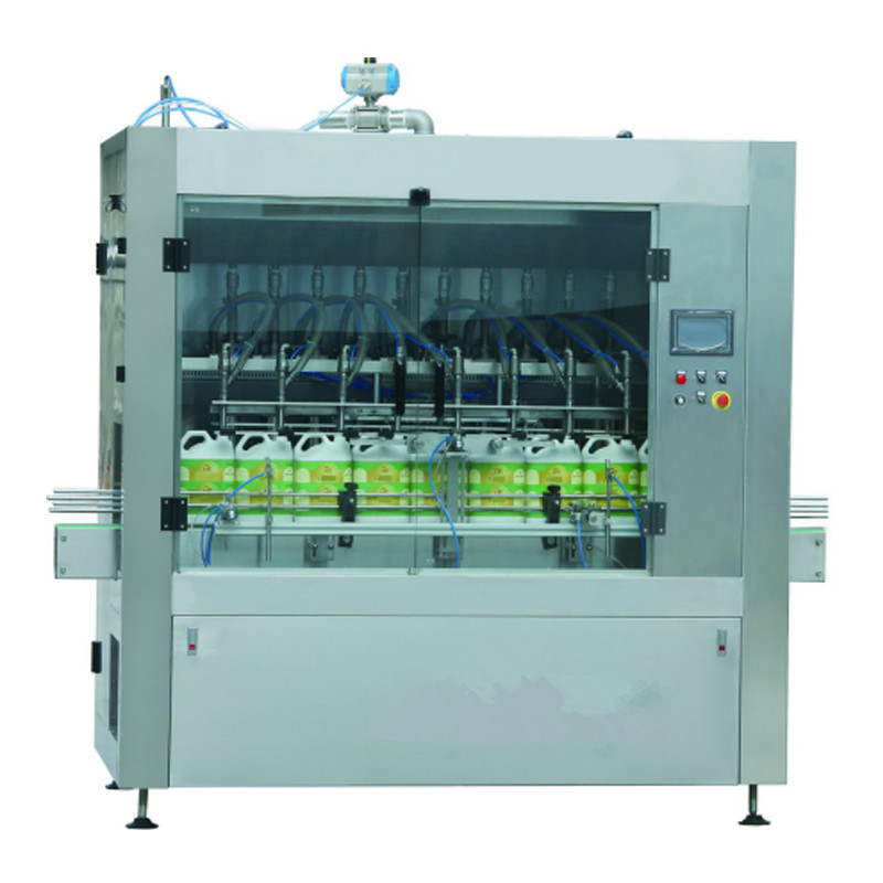filling machine for can