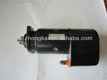 WD615 diesel engine starter for construction machinery