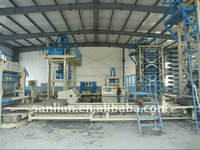 automatic concrete block brick making machine for sale in india