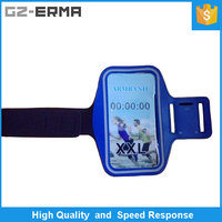 Neoprene PU Sport Armband for XXL Size Up to 6.3inch Cell Phone Neoprene Waterproof Running Sports Armband with Custom Logo