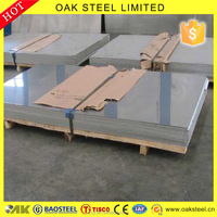 Gold supplier astm standard 304 0.5mm thickness stainless steel sheet
