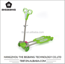 HANGZHOU THE BIGBANG Hot-sale adult swing car sliding car high quality new flicker 3 wheel frog scooter for sale